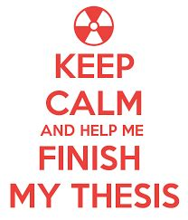 Your Thesis Introduction PhD Life